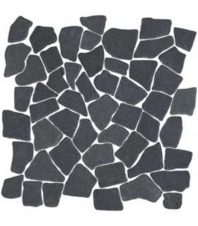 Black Flat Pebbels