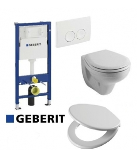 Geberit toiletset aanbieding!