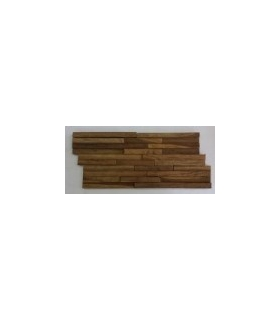 Hout Mozaiek WC-01