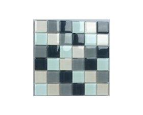 Mozaiek GL-2410 Zilver-Grijs mix