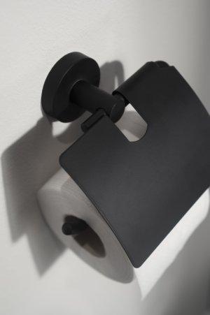 Kosmos mat zwart en wit
