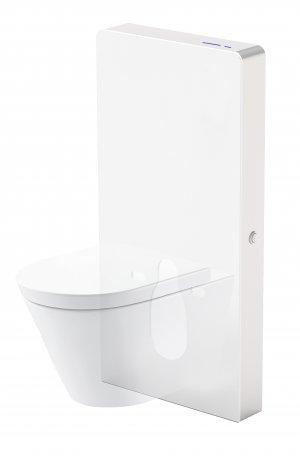 voorzet toilet wit